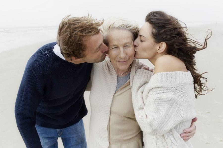 Рассеянный склероз у женщины