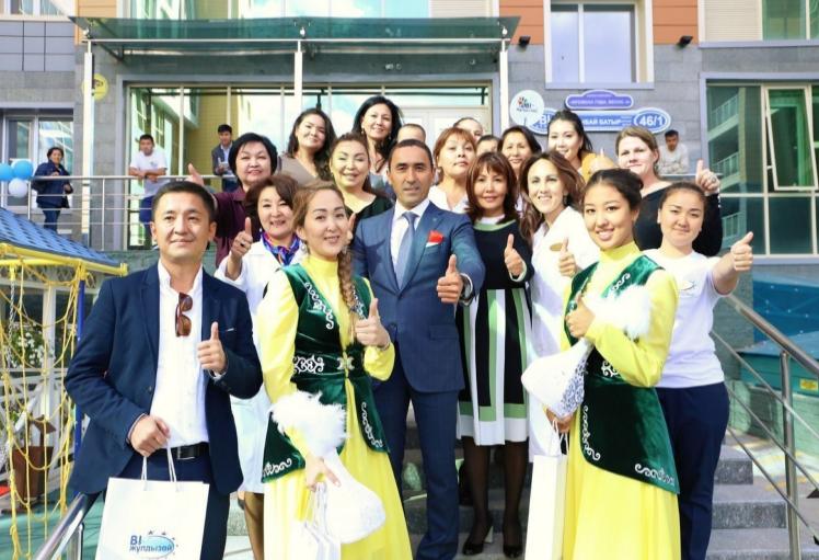 VI научно-практическая конференция с международным участием «Приоритетные направления реабилитологии и курортологии» в г. Астана